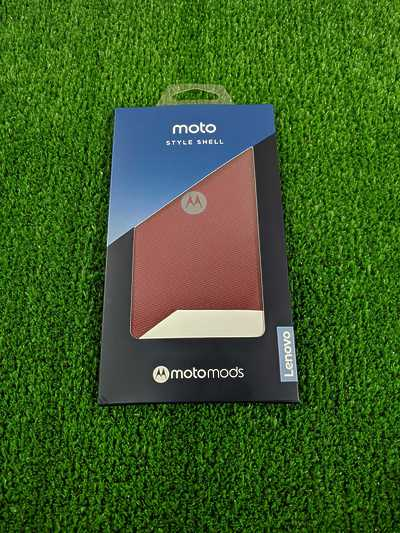 Style Shell Moto Mod for Motorola Z Family