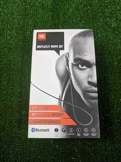 JBL Reflect Mini BT Black