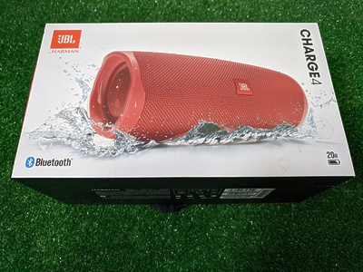 JBL Charge 4 Red [NEW]