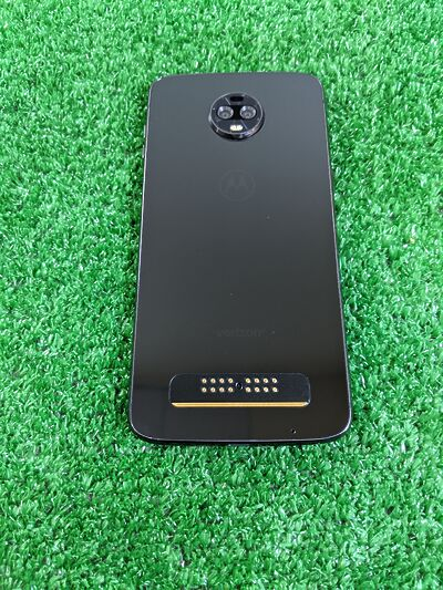 Motorola Moto Z³ Ceramic Black 4/64GB Single SIM(Б/У)